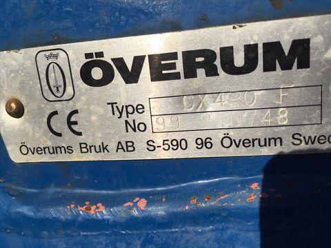 Overum Volldrehpflug CX498F-XU