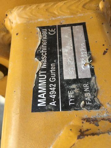 Mammut Power Cut Siloballenschneider
