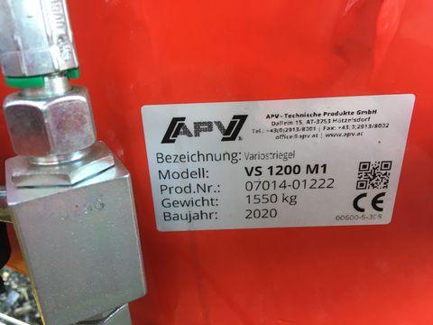 APV Variostriegel VS 1200