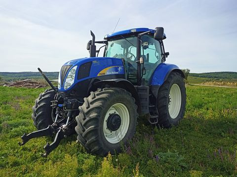New Holland T6090 Range & Power Command