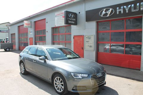 Audi A4 TDI Sport S-tronic Kombi / Family Van