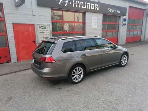 Volkswagen VW Golf Variant Highline 1,6 TDI Kombi / Family