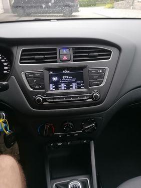 Hyundai Hyundai i20 (GB) RUN 1,25 b0b21r Limousine
