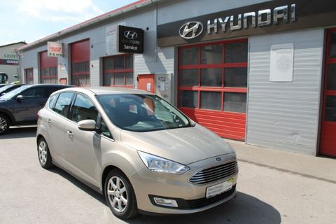 Ford C-MAX Titanium 2,0 TDCi Powershift