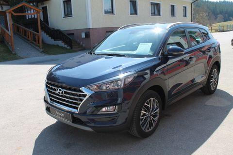 Hyundai Tucson 1,6 CRDI Level 3 Plus DCT Aut. SUV / Gelä