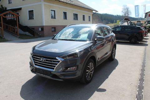 Hyundai Tucson 1,6 CRDI Level 4 SUV / Geländewagen