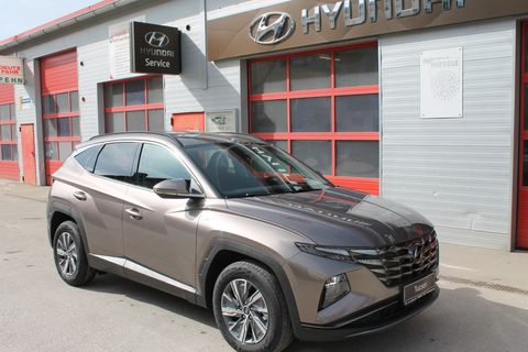 Hyundai Tucson NX4 Smart Line 1,6 CRDi 4WD 48V DCT SUV /