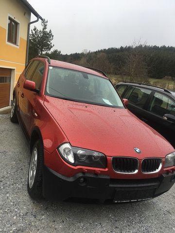 BMW x3 x Drive