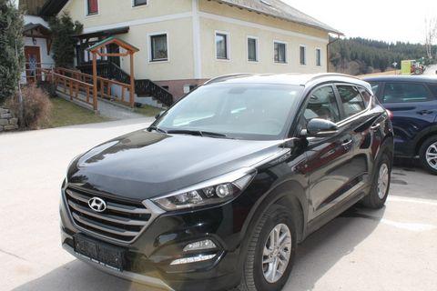 Hyundai Tucson GO 4x4, Anhängevorrichtung SUV / Geländew