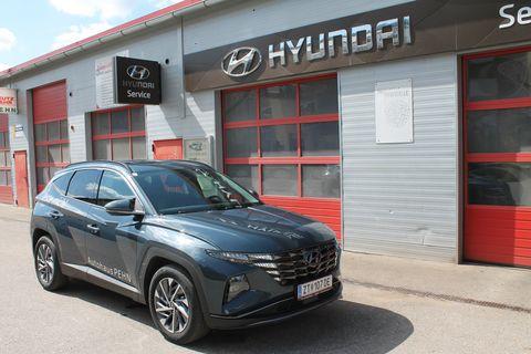 Hyundai Tucson 1,6 CRDI 2WD 48V Trend Line DCT