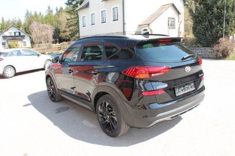 Hyundai Tucson 2,0 CRDI 4WD N-Line Plus Aut. SUV / Gelän