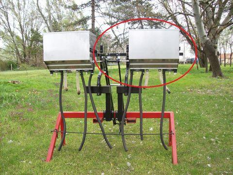MaterMacc műtrágyaszóró adapter
