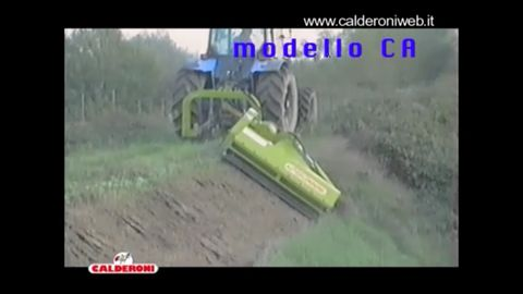 Egyéb Calderoni Böschungsmulcher