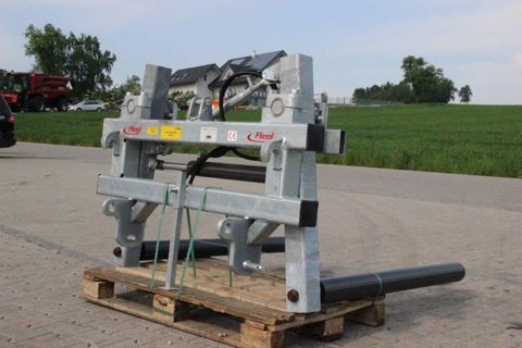 Fliegl Rundballentransportgabel