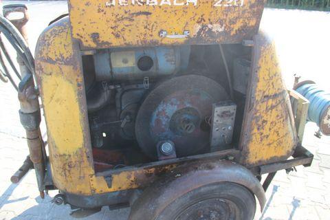 Sonstige Jenbach Baukompressor JW 220 KL
