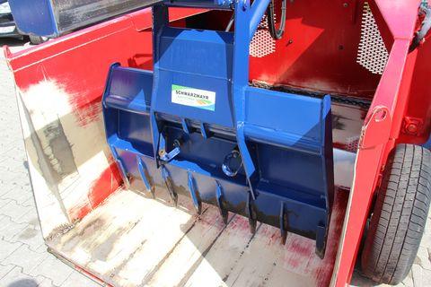 Siloking DA 3600 elektro hydraulisch