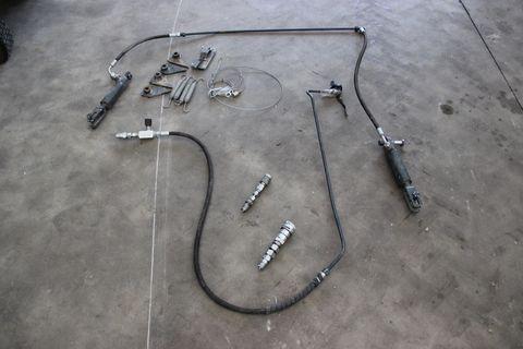 Sonstige hydraulische Bremse zu Tandemkipper