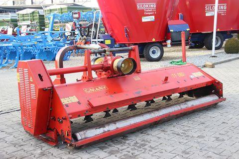 Omarv TF 280 HH mit hydr. Seitenverschub