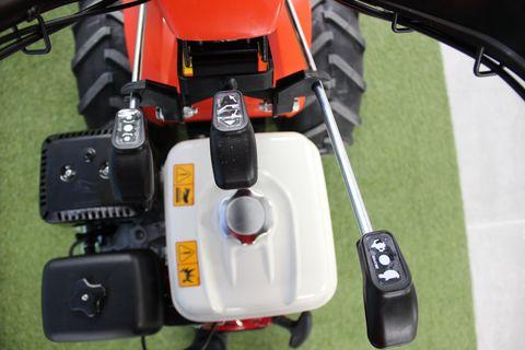 Reform CM 617D 16x6.50-8 mit 1,35m Laser Balken