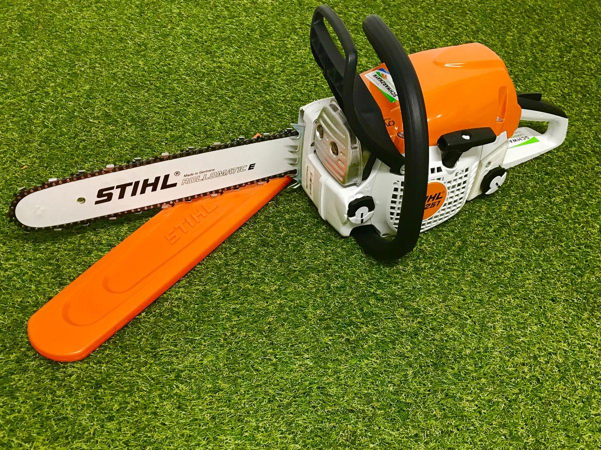 stihl ms 251 mit 40cm schwert neugerät - schwarzmayr landtechnik