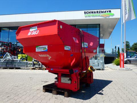 Rauch MDS 932R mit 800 Liter Aufsatz