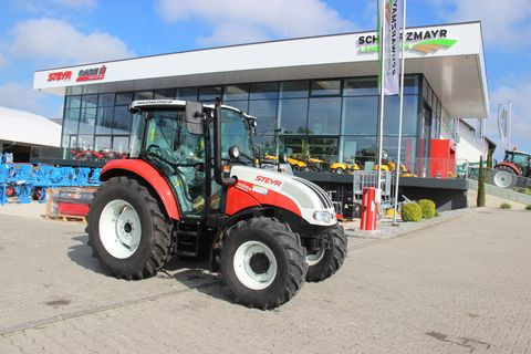 Steyr Kompakt 4055 S Basis Stufe 3B