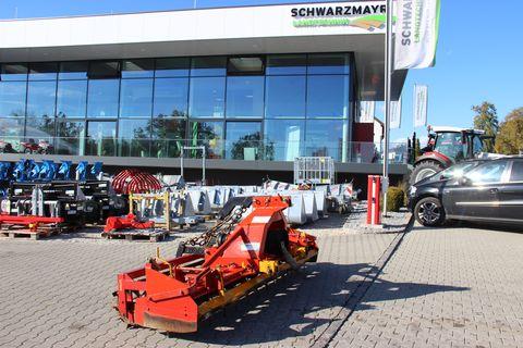 Pöttinger Landsberg LKRS 300 mit mechanischen Anbauteilen