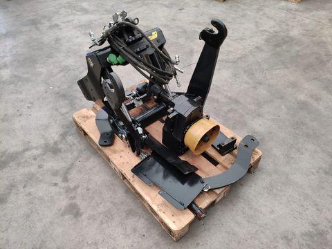 Stemplinger Steyr Kompakt Fronthydraulik+Frontzapfwelle