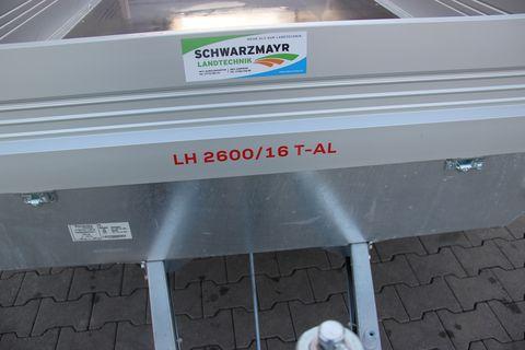 Pongratz LH 2600/16 T-AL 2000