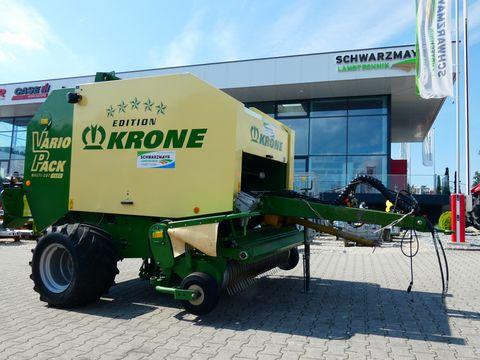 Krone Vario Pack 1500 MC ( VP 1500 MC ) mit DL-Bremse