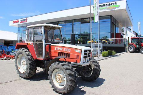 Steyr 8100 A