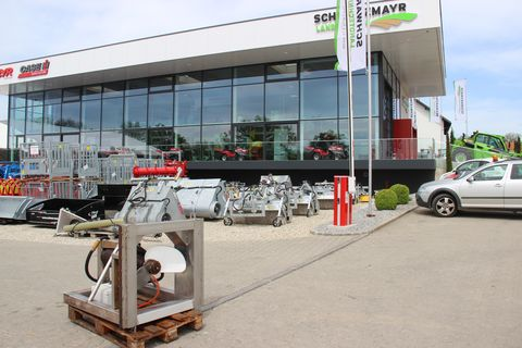 Sonstige Schweizer UF1 3553 Rührwerk