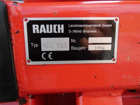 Rauch MDS 921 R mit hydr. Schieberbetätigung
