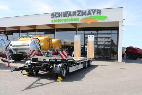 Fliegl 3-Achs Tieflader DTS-S 300 80 km/h