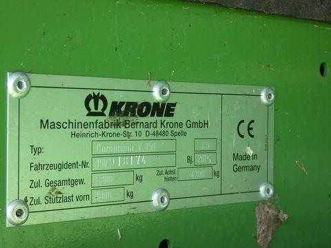 Krone Comprima V 150 XC X-Treme