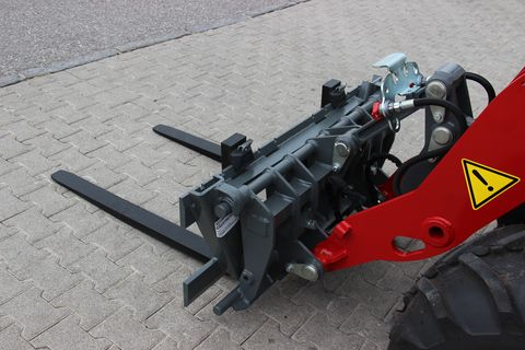 Weidemann 1380 PZ 50PS