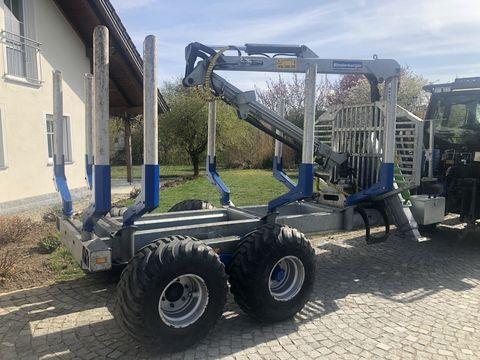 Binderberger RW 8 Alpin mit FK6300 und Radantrieb
