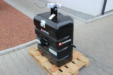 Sonstige Saphir Stahlbetongewichte 400kg-1000kg