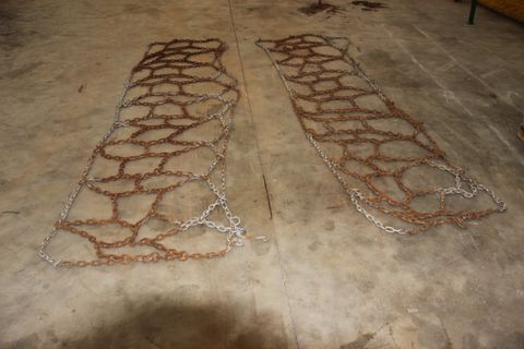 Sonstige Netzketten 80cm x 300cm