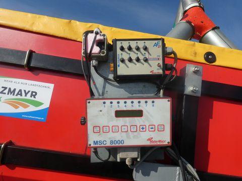 MaterMacc MS 8230 7-reihig mit Düngerstreuer