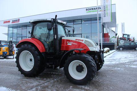 Steyr Profi 6140 Komfort
