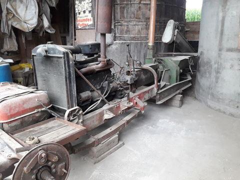 Gruber Gruber Maismühle mit Motor Privatverkauf