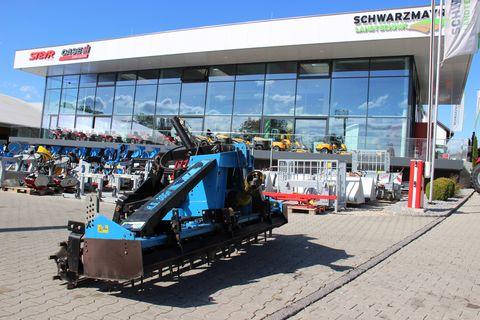 Sicma ERS 3000 mit hydraulischen Anbauteilen