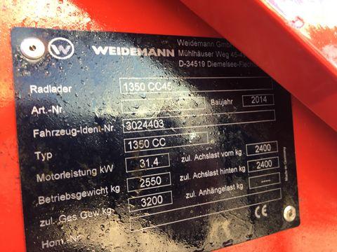 Weidemann 1350CC 45 Privatverkauf