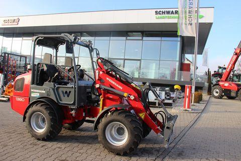 Weidemann 1380 50PS