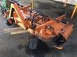 Kiefer 180 RV Mähwerk und 2400S Grasfangbehälter