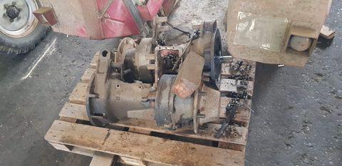 Steyr 50 Hinterrad Ersatzteile