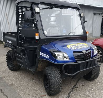 Sonstige LTEC Multi Ranger Blue Power 4x4