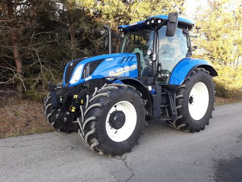 New Holland T6.165 Auto Command SideWinder II