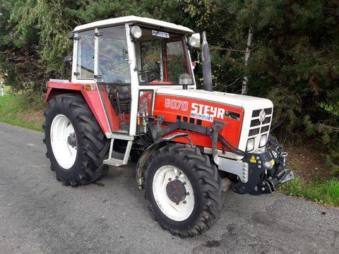Steyr 8070 A/FS